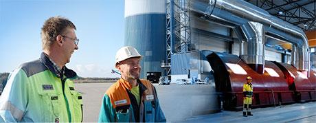 Meri-Porin hiilivoimala