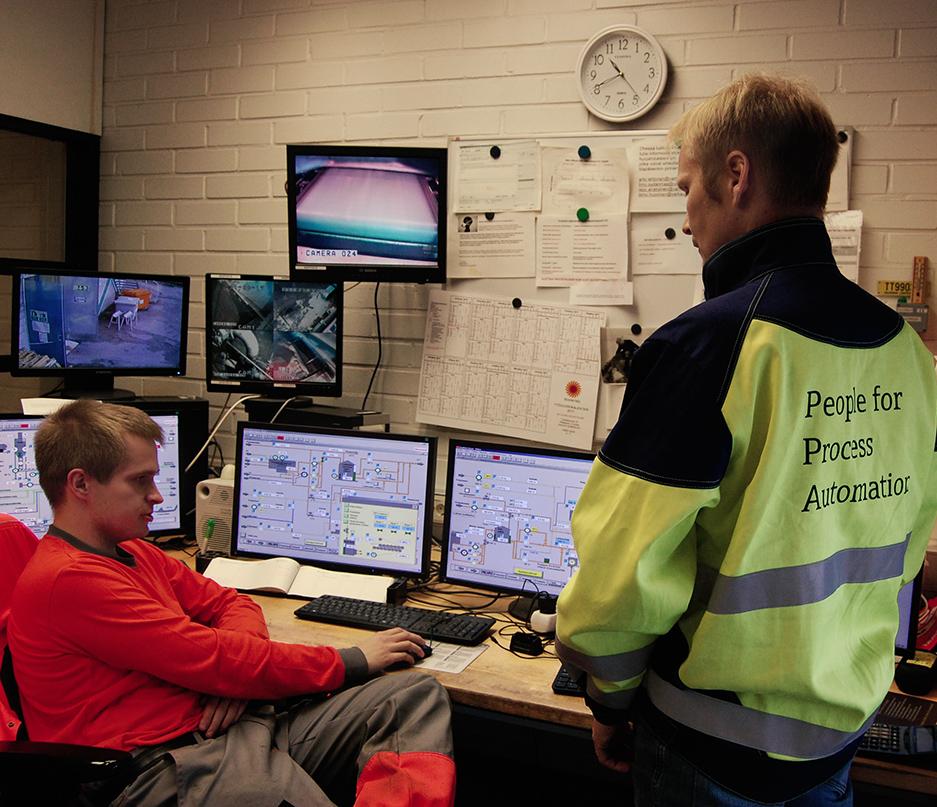 Promag P 500 ratkaisi virtausmittauksen ongelmat, Stora Enso Varkauden Juho Hiltunen sanoo.